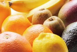 世界各地の青果物